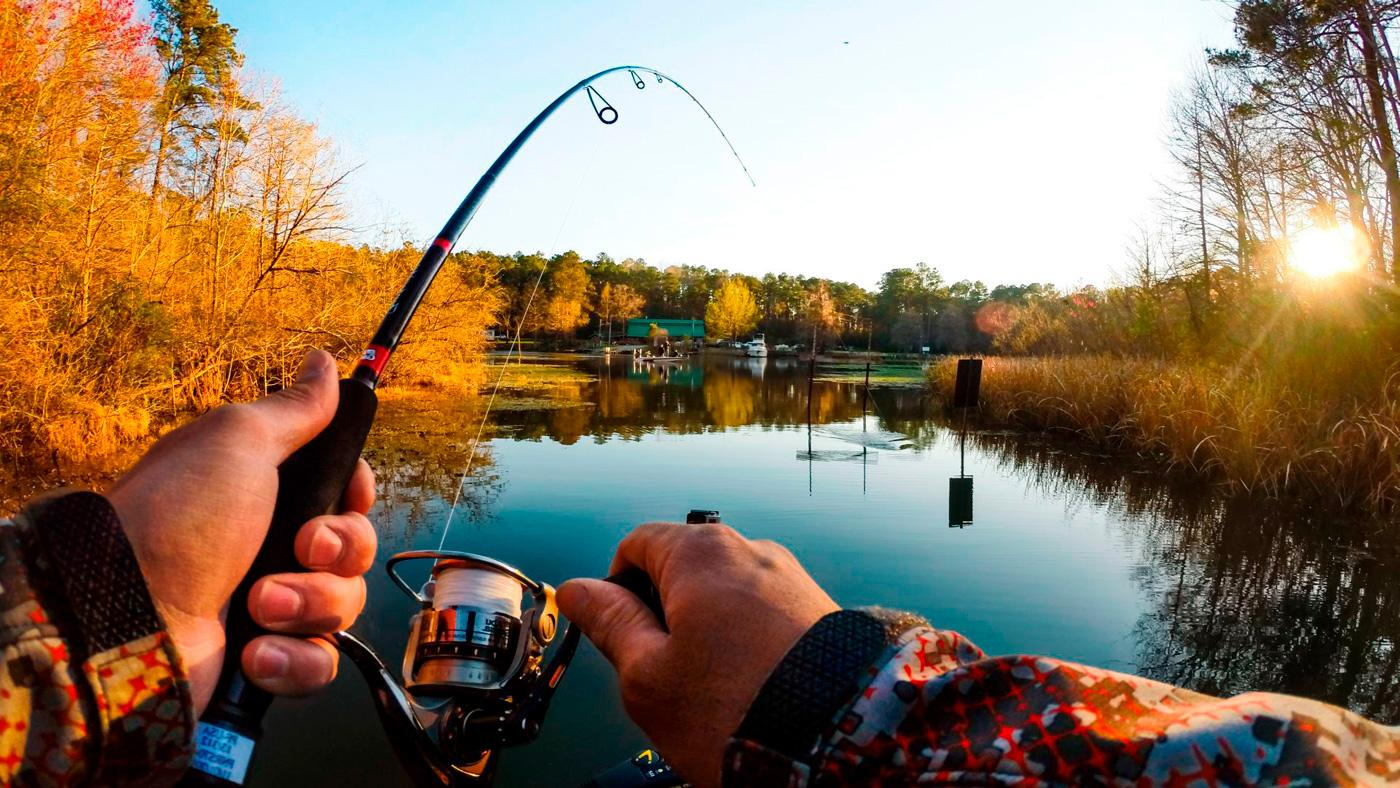 Благоприятные дни для рыбалки в октябре 2021
