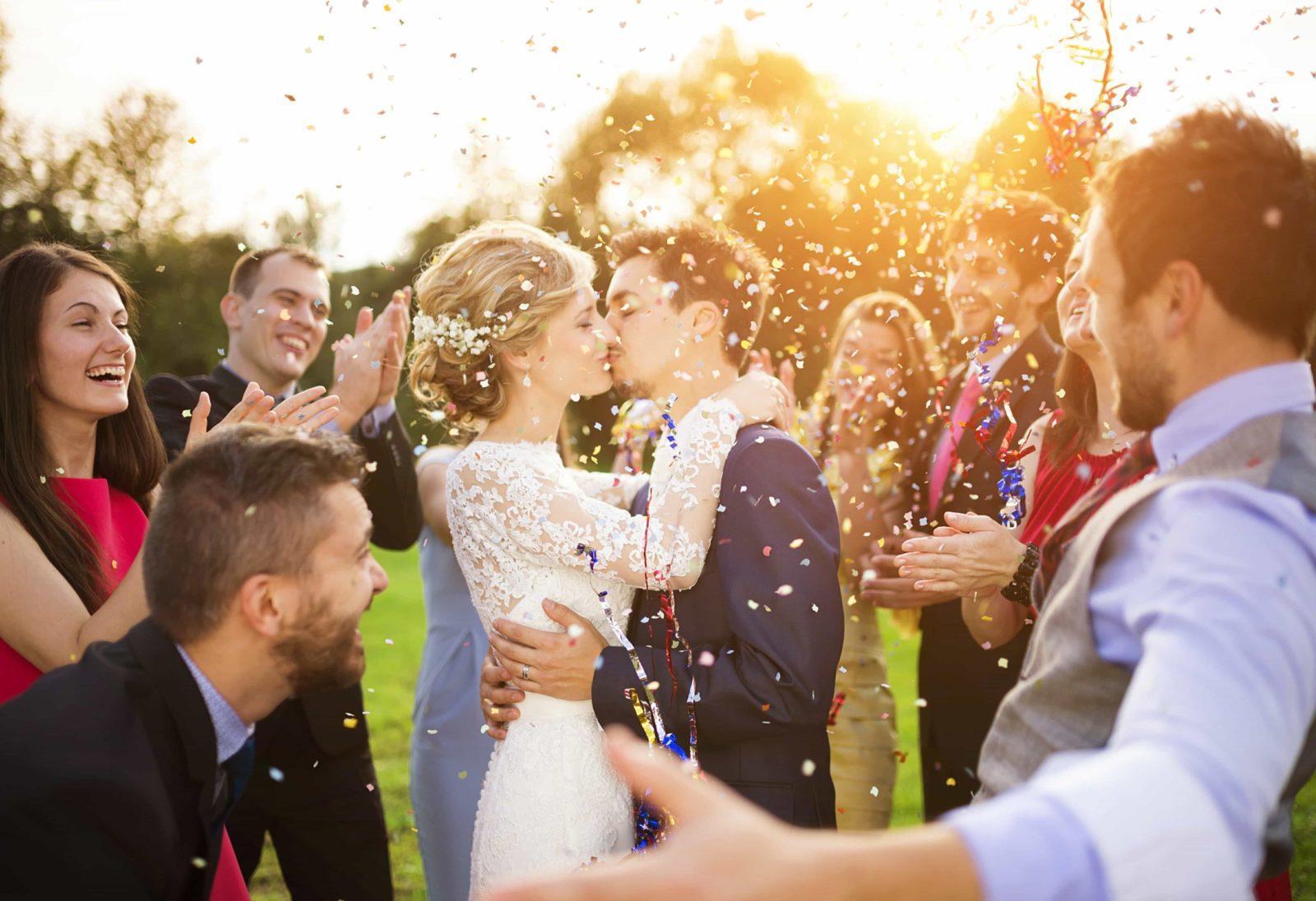 Благоприятные дни для свадьбы в ноябре 2021